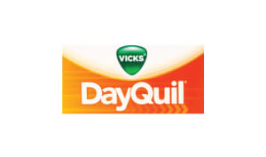 Michael Daingerfield Voice Over Dayquil Logo