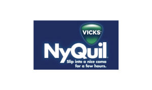 Michael Daingerfield Voice Over Nyquil Logo